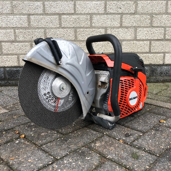 Doorslijper Dolmar PC-6112